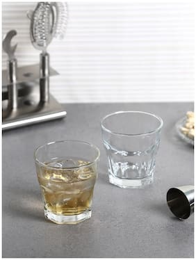 Marocco Whisky glass 230ml 6pcs