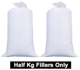 Maruti Fun Bags Bean Bag Filler Refill (0.5 kg)