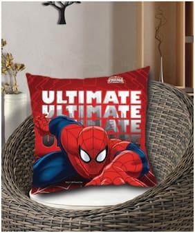 Marvel- Athom Trendz- Spiderman- Kids- Cushion Cover-