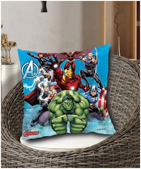 Marvel- Athom Trendz- Avengers- Kids- Cushion Cover-
