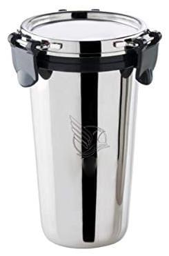 Marwall Falcon Eco Nxt Steel Tumbler Black - 300 ml