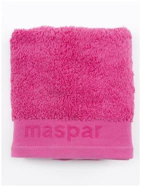 Maspar Embossed Pink Extra Large Towel (1 Pc)