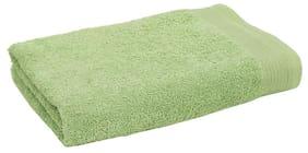 Maspar Embedded Stripe Green Extra Large Towel (1 Pc)