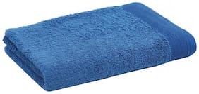 Maspar Embedded Stripe Blue Extra Large Towel (1 pc)