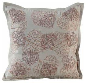 Maspar Elan Purple Small Cushion Cover (1 Pc)