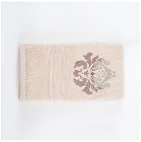Maspar Ritzy Embroidery Pink 1 Medium Towel