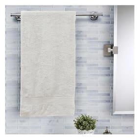 Maspar Cotton Bath towel - 1 pc , Beige