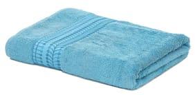 Maspar Sapphire Blue Large Bath Towel (1 Pc)