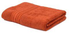 Maspar Sapphire Orange Large Bath Towel (1 Pc)