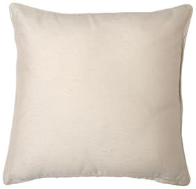 Maspar Sapphire Brown Regular Cushion Cover (1 Pc)