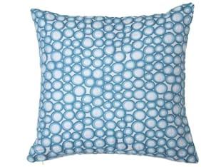 Maspar Sapphire Blue Regular Cushion Cover (1 Pc)