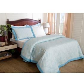 Maspar Sapphire Blue Double Quilt (1 Pc)