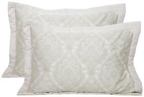 Maspar Sapphire Green Pillow Sham Set Of 2