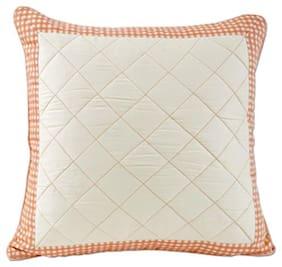 Maspar Ballerina Peach Regular Cushion Cover (1 Pc)