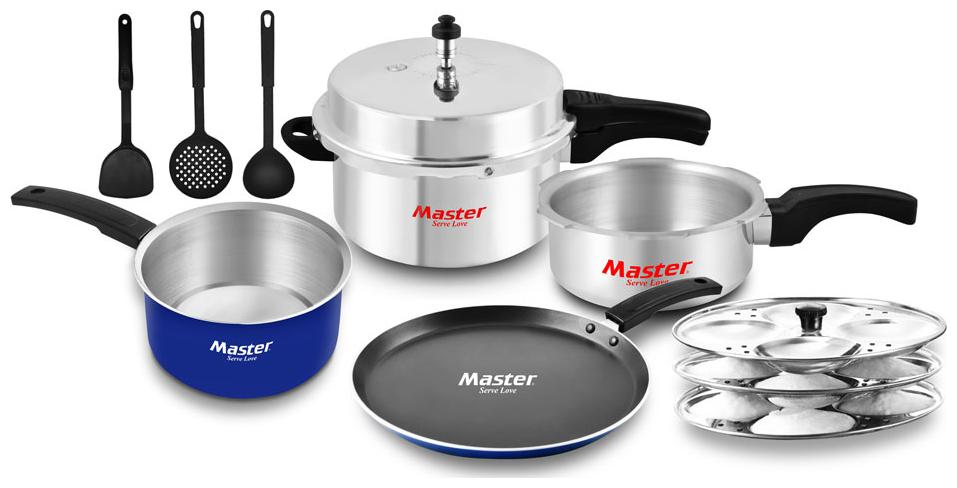 Master Aura Kitchen Set