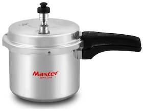 Master Perfect Aluminium Outer Lid Pressure Cooker 2 L (ISI Marked)
