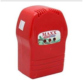MAXX Energy Saver with Three Pin Plug (Red)