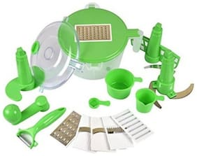 Maxxlite 10 in 1 Multi-Purpose Vegetable Chopper & Atta Maker