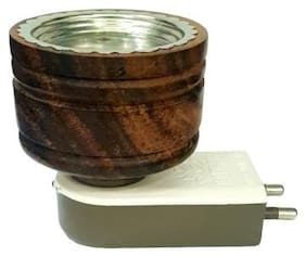 MAYUKH Wood Brown Oil burner
