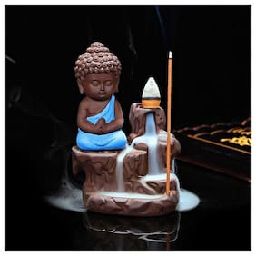 Shiva Arts Ceramic Blue Air diffuser