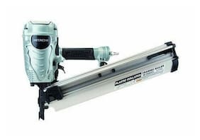 """Metabo HPT NR90AES1 3-1/2"""" Plastic Collated Framing Nailer"""