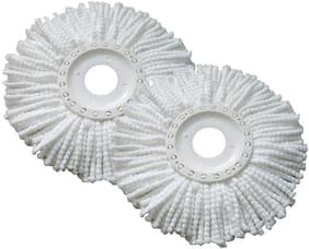 Microfiber Mop Head Refill (Set of 2Pcs)