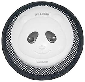 Milagrow ROBODUSTER Robotic Floor Cleaner ( Black & White )