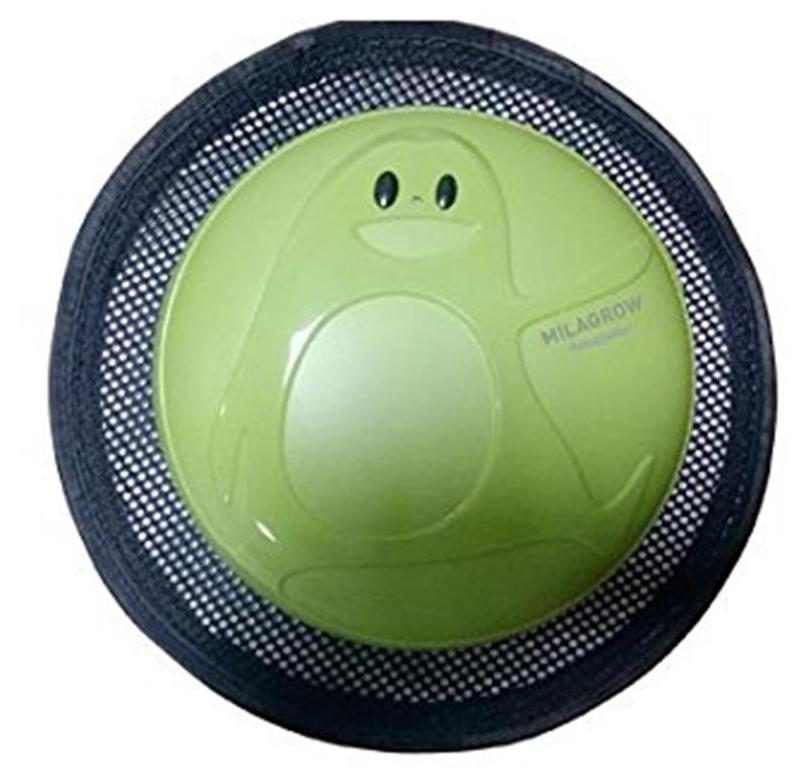Milagrow RoboDuster Frog Robotic Floor Cleaner (Black & Green)