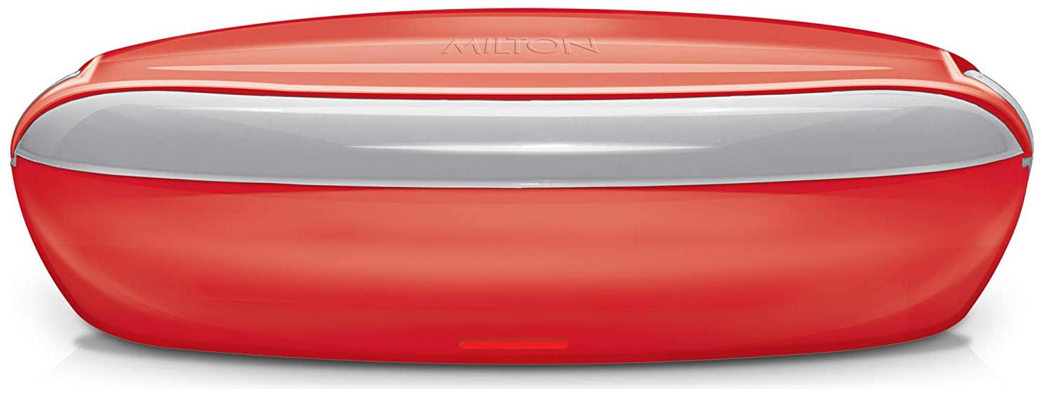 Milton Swiftron 2 Containers Plastic Lunch Box by Hamilton Housewares
