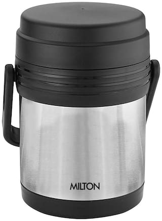 Milton  Thermosteel Hot Meal 3 Bottle Flask