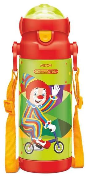 Milton Kidzy 350 ml Stainless Steel Water Bottles - Green
