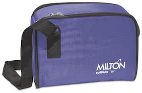 Milton Prime Lunch  4 Containers Plastic Lunch Box-Blue