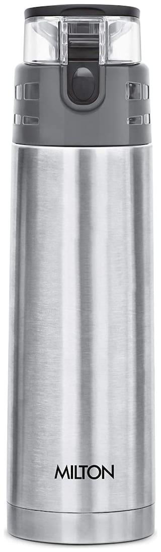 Milton ATLANTIS 900 Thermosteel Bottles Set of 1 ( Silver , Stainless Steel ,  750 ml )
