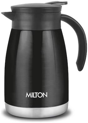 Milton BISTRO 800 Thermosteel Flask Set of 1 ( Black , Stainless Steel ,  780 ml )