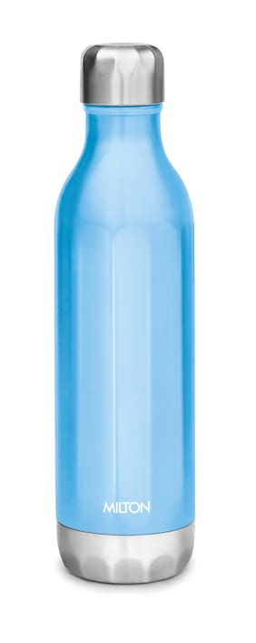 Milton  Thermosteel Bliss 900,Blue Bottle Flask