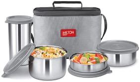 Milton Delicious Combo  Stainless Steel Set of 4