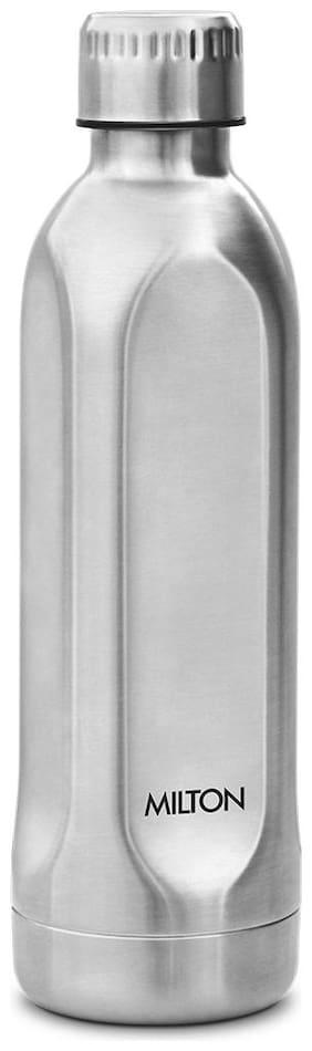 Milton Eden-800 Unisteel Stainless Steel Leak Proof Water Bottle;790 ml;Silver