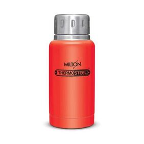 Milton Elfin Insulated Thermosteel Flask, 1 pc, 160 ML, Red