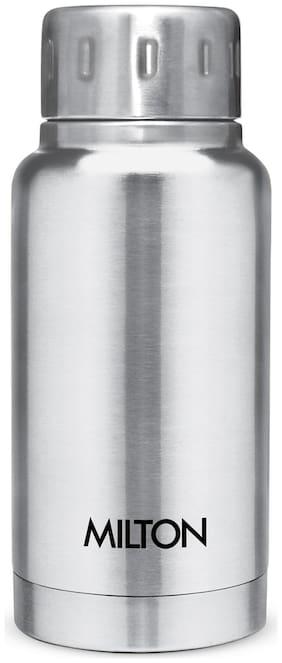 Milton Elfin Thermosteel Bottles Set of 1 ( Silver , Stainless Steel ,  160 ml )