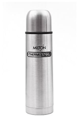 Milton Insulated Thermosteel Flip Lid Flask;1-Piece;1000ml;Silver