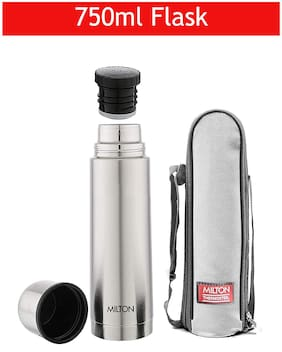 Milton Thermosteel Thermosteel 750 Flip Lid Bottle Flask