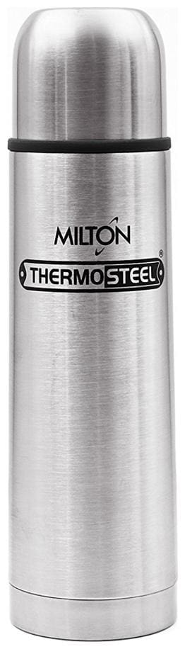Milton Insulated Thermosteel Flip Lid Flask;1-Piece;350ml;Silver