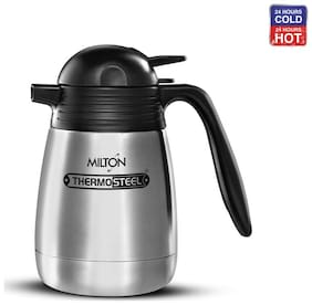 Milton Insulated Thermosteel Hot & Cold Carafe;1-Piece;600ml;Silver
