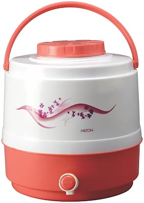 Milton Kool Musafir Insulated Thermoware Water Jug;1-Piece;7.5 Litre;Pink