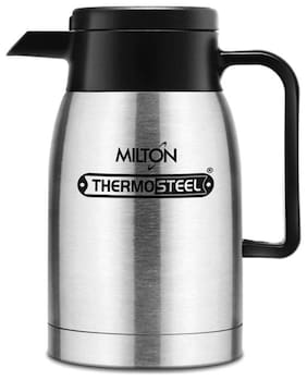Milton Omega Thermosteel Flask Set of 1 ( Silver , Stainless Steel ,  500 ml )