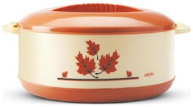 Milton Orchid Insulated Thermoware Casserole  1 pc  1.5 Ltr  Brown