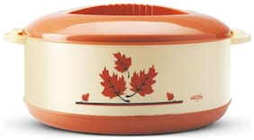 Milton Orchid Insulated Thermoware Casserole;1-Piece;2500 ML;Brown