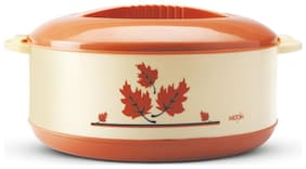 Milton Orchid Insulated Thermoware Casserole;1-Piece;1500 ML;Brown