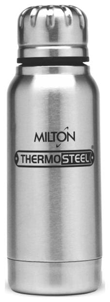 Milton Slender Insulated Thermosteel Flask, 1 pc, 160 ml, Silver