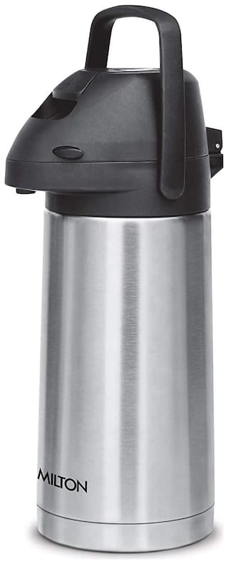 Milton PINNACLE 1600 Thermosteel Flask Set of 1 ( Silver , Stainless Steel ,  1600 ml )